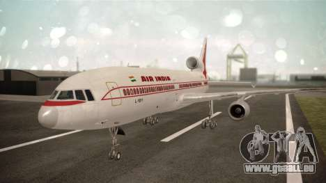 Lockheed L-1011 Air India pour GTA San Andreas