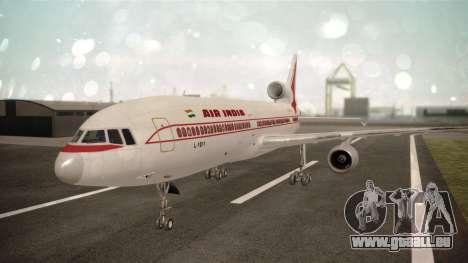 Lockheed L-1011 Air India für GTA San Andreas