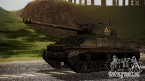 Sherman MK VC Firefly pour GTA San Andreas
