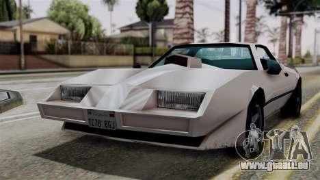 Phoenix from Vice City Stories für GTA San Andreas rechten Ansicht