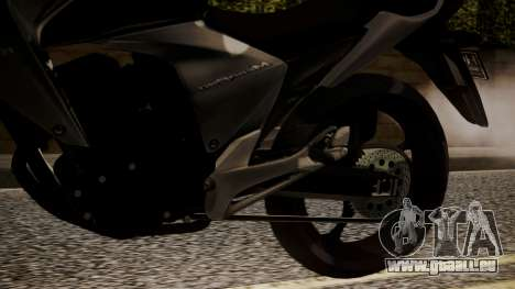 New Mega Pro für GTA San Andreas rechten Ansicht