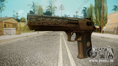 Desert Eagle by EmiKiller pour GTA San Andreas