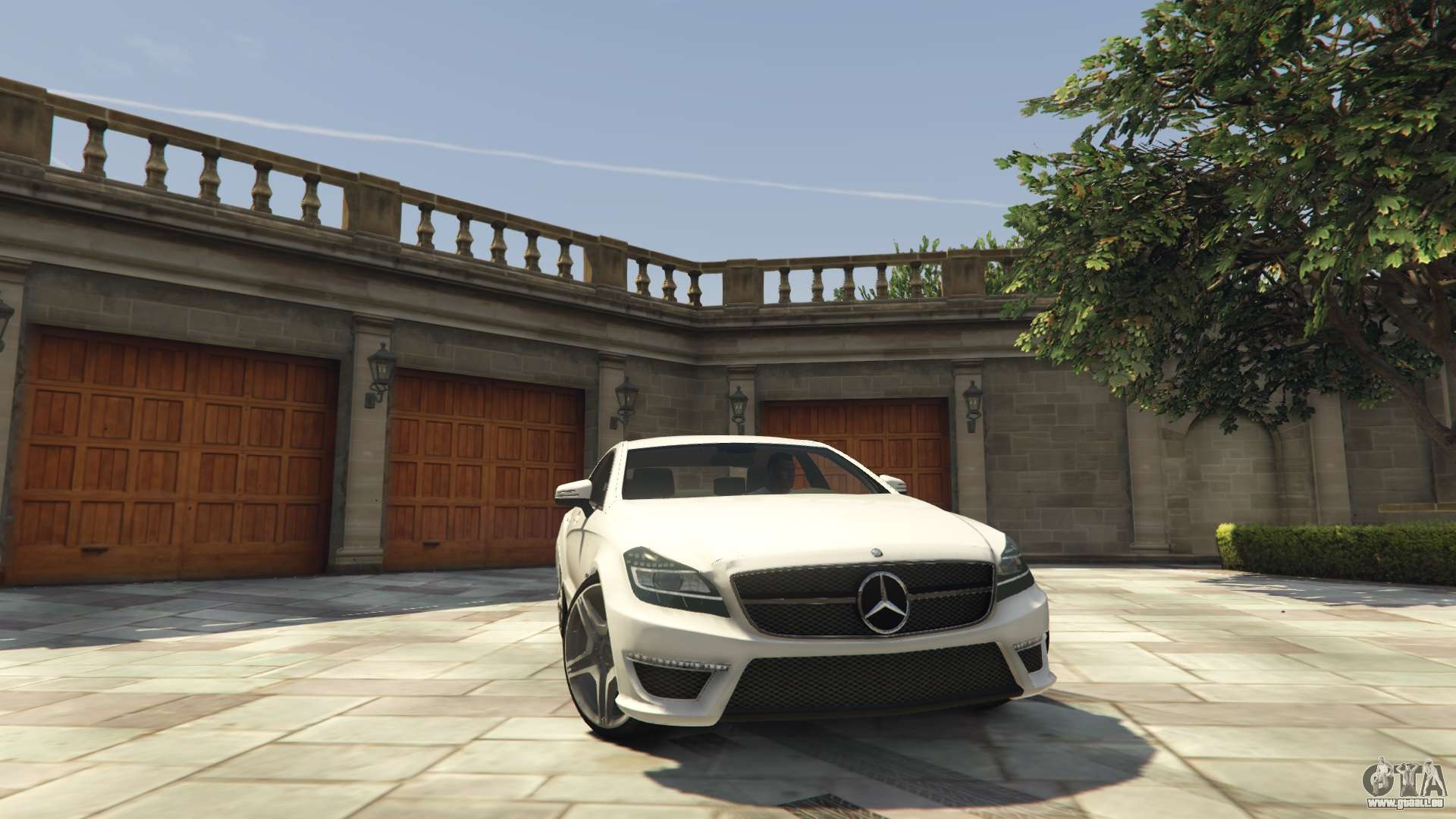 Mercedes benz cls 6 3 amg beta pour gta 5 for Mercedes benz amg 6 3