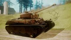 Heavy Tank M6 from WoT