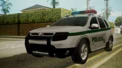 Renault Duster Patrulla Policia Colombiana