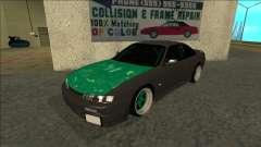 Nissan 200sx Drift