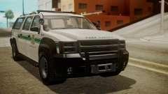 GTA 5 Declasse Granger Park Ranger IVF
