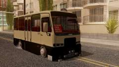 Otokar Magirus M2000 v2 pour GTA San Andreas