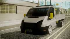 Ford Transit Hasta Ticariii pour GTA San Andreas