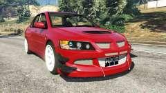 Mitsubishi Lancer Evolution IX Dk
