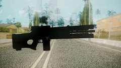 VXA-RG105 Railgun without Stripes
