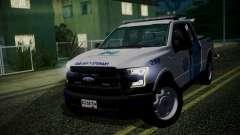 Ford F-150 2015 Towtruck für GTA San Andreas