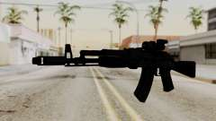 AK-103 with Rifle Dot Aimpoint M2