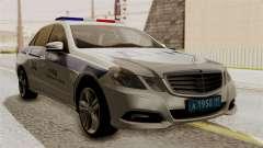 Mercedes-Benz E500 Ministère de l'intérieur, la