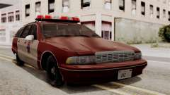 Chevy Caprice Station Wagon 1993-1996 SACFD