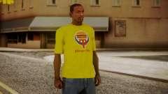 Burger Shot T-shirt Yellow