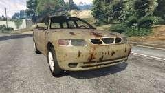 Daewoo Nubira I Wagon CDX US 1999 [Rusty]