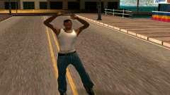 50 Animations v1.0 pour GTA San Andreas