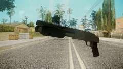 Sawnoff Shotgun by EmiKiller