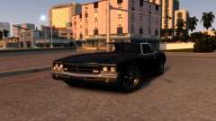 Sabre Vigero Muscle Car für GTA 4