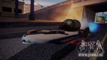 Hovercraft Vocaloid pour GTA San Andreas