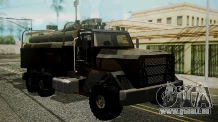 New Flatbed Hard Forest für GTA San Andreas