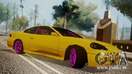 Alpha Drift pour GTA San Andreas