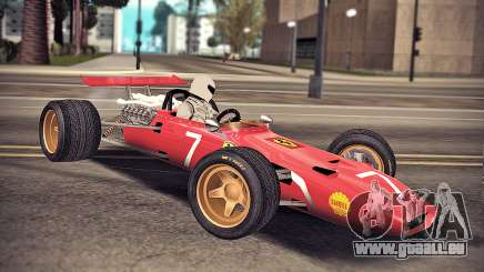 Ferrari 312 F1 pour GTA San Andreas