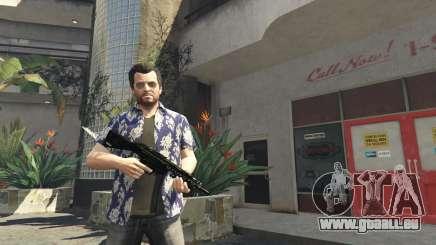 MW3 MP5 pour GTA 5