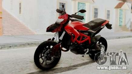 Ducati Hypermotard für GTA San Andreas