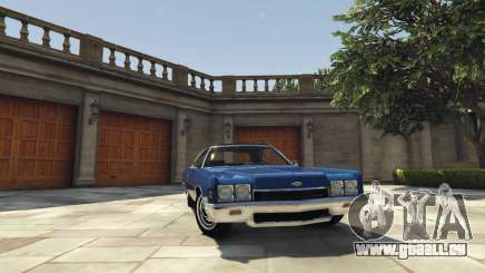 Chevrolet Impala 1972 pour GTA 5