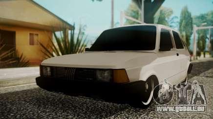 Fiat 147 Spazio-TR für GTA San Andreas