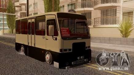 Otokar Magirus M2000 v2 für GTA San Andreas