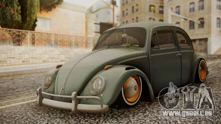 Volkswagen Beetle Aircooled pour GTA San Andreas