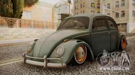 Volkswagen Beetle Aircooled für GTA San Andreas