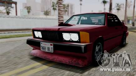 Sentinel XL from Vice City Stories pour GTA San Andreas