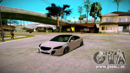 Opel Insignima SCREAM pour GTA San Andreas