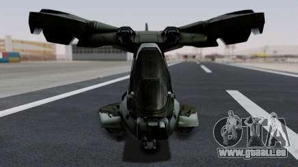 Hornet Halo 3 für GTA San Andreas