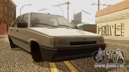 Renault 11 Perfil Bajo pour GTA San Andreas
