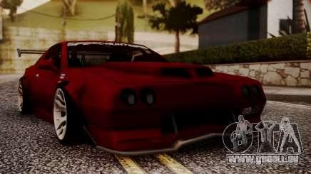 Buffalo R3 (Highly Tuned) für GTA San Andreas