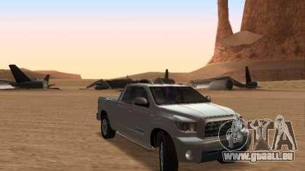 Toyota Tundra für GTA San Andreas