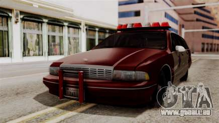 Chevy Caprice Station Wagon 1993- 1996 SAFD für GTA San Andreas