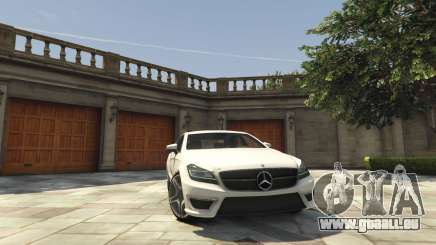 Mercedes-Benz CLS 6.3 AMG [BETA] für GTA 5