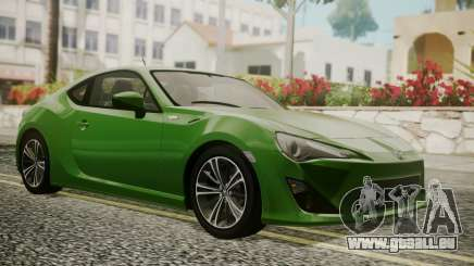 Toyota GT86 2012 pour GTA San Andreas