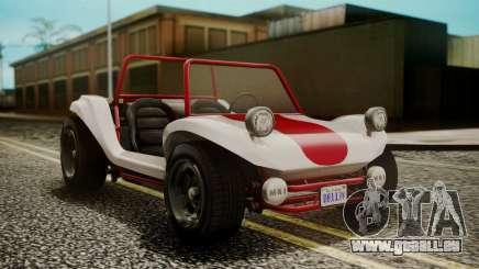 GTA 5 BF Bifta IVF pour GTA San Andreas