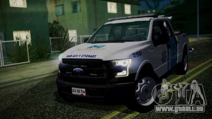 Ford F-150 2015 Towtruck pour GTA San Andreas
