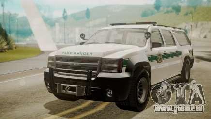 GTA 5 Declasse Granger Park Ranger pour GTA San Andreas