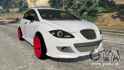 SEAT Leon II 2010 v1.1 für GTA 5