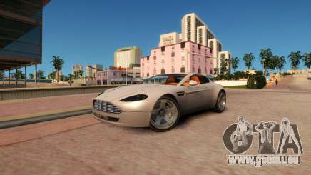 Aston Martin DB9 Vice City Deluxe pour GTA 4