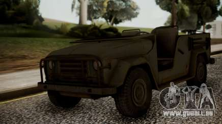 UAZ MGS5 TPP für GTA San Andreas